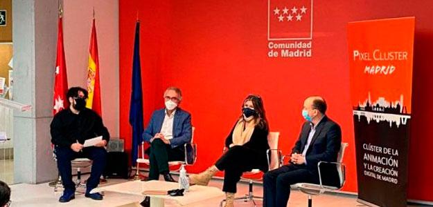 Pixel Clúster Madrid