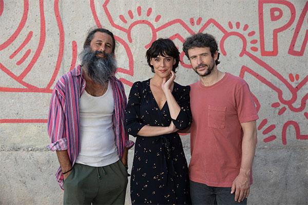✶ Ya ha comenzado el rodaje de 'Un novio para mi mujer' dirigida por Laura Mañá