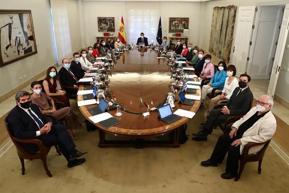 El Gobierno autoriza el reparto de ayudas gestionadas por las CC.AA. y las ciudades de Ceuta y Melilla
