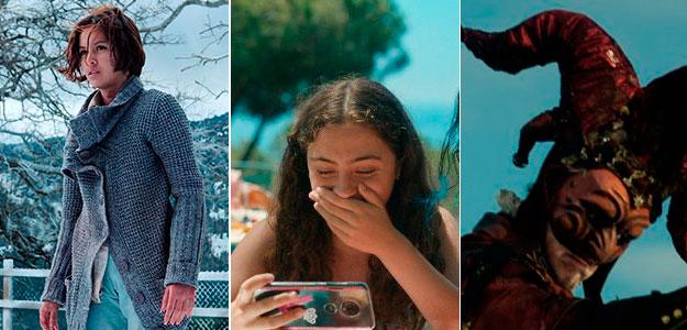 'La hija', 'Libertad' y 'Veneciafrenia' participarán en el Festival de Tokio